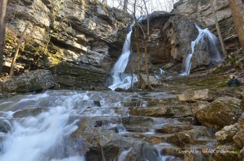 Pocket Creek Falls