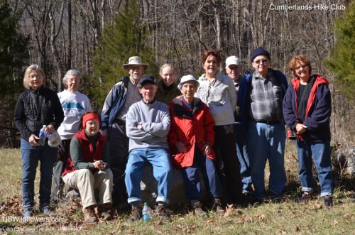 Cumberlands Hike Club