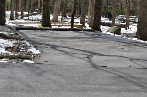 Refurbished Driveway in C-loop