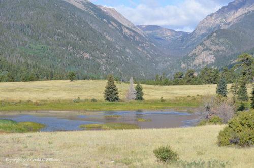West Horseshoe Park of Rocky Mountain National Park